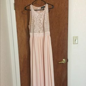 Lulu Blush Pink Dress!